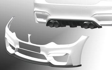 estella Fahrzeugtechnik CAD design