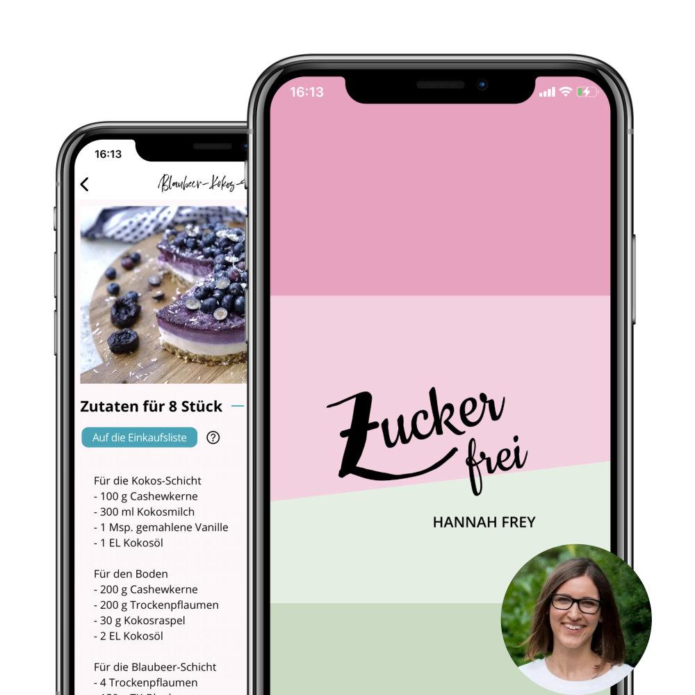 Projekt gesund leben: Die besten Rezepte jetzt als App für iOS und Android
