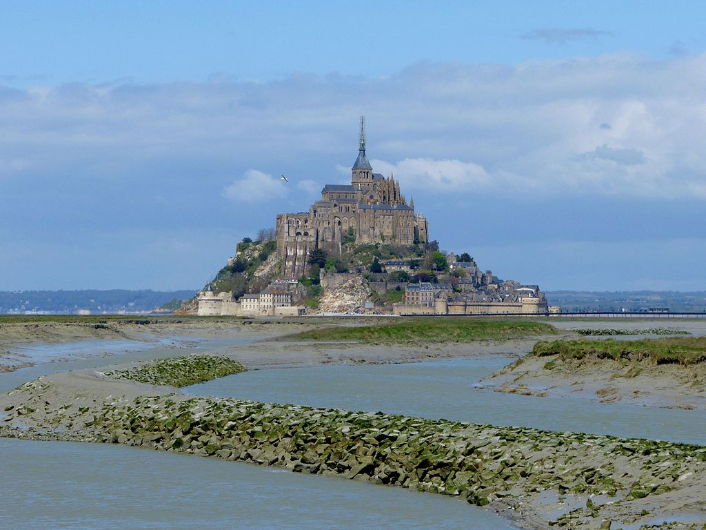 La Normandie, le Mont Saint Michel