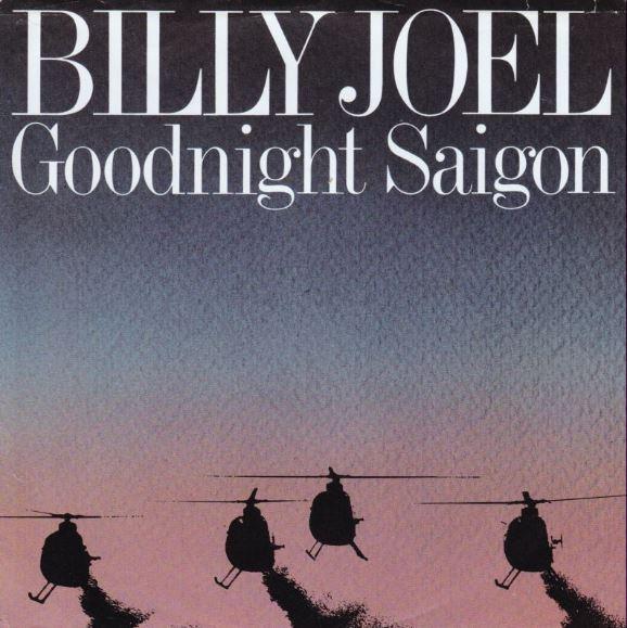 中学生の時何度も聞いた、ビリージョエルのナイロンカーテンのグッドナイトサイゴン