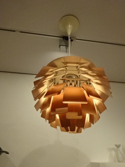 ポールセンの高級照明 アーティチョーク