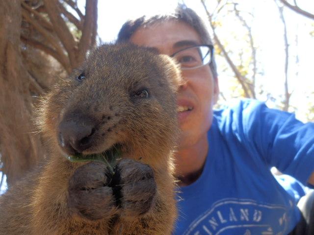 daxonさんの真似をしてみた。野生動物相手にあんな写真撮れませんって