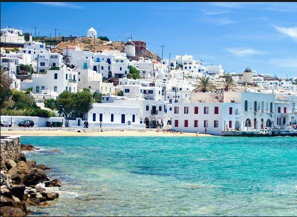 ギリシア ミコノス島