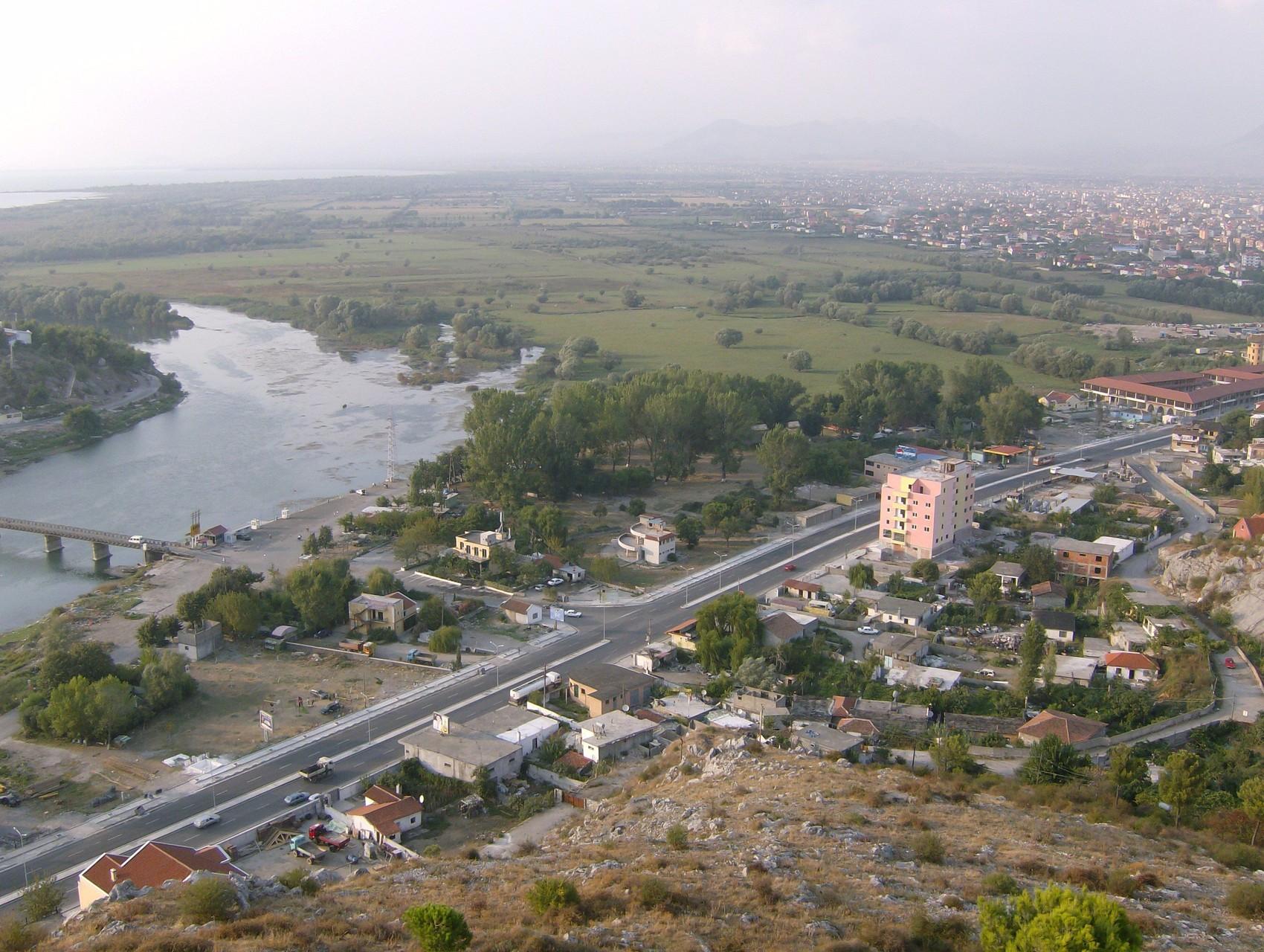 Skoder, in marcau gest sper ils cunfins da Montenegro (nord)