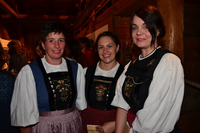 Eröffnung der Klostertalwoche im Heimatmuseum Wald a.A.