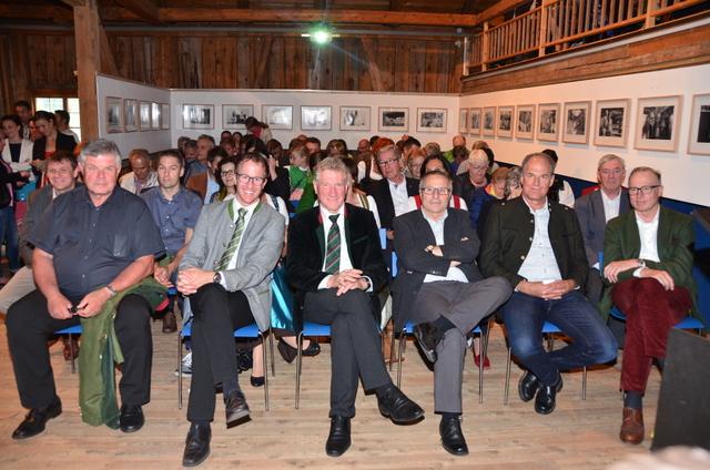 Eröffnung der Klostertalwoche im Heimatmuseum Dalaas
