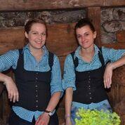 fleißige Helfer der Landjugend Klostertal