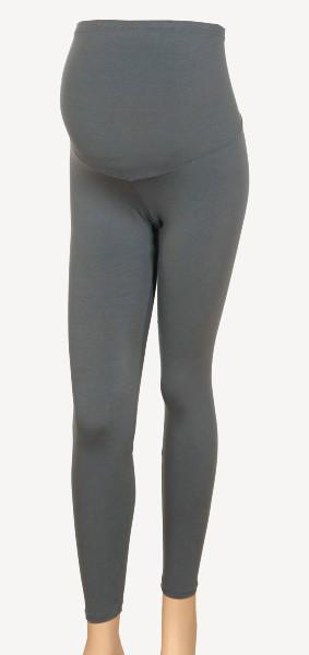 grey maternity leggings