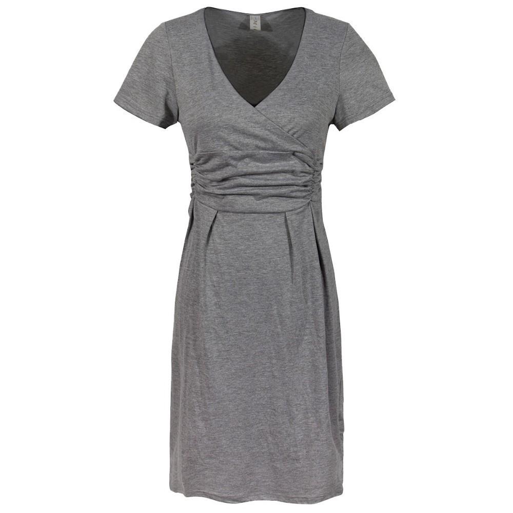 Gray maternity dress gracedr99gray grace maternity clothes grace maternity dress dr99 gray ombrellifo Images