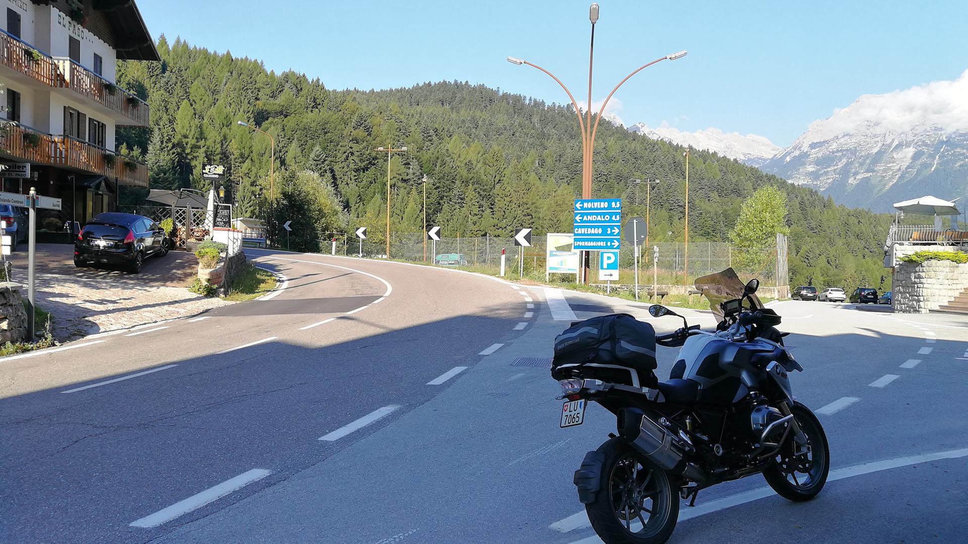 1033 - I - Passo Santèl