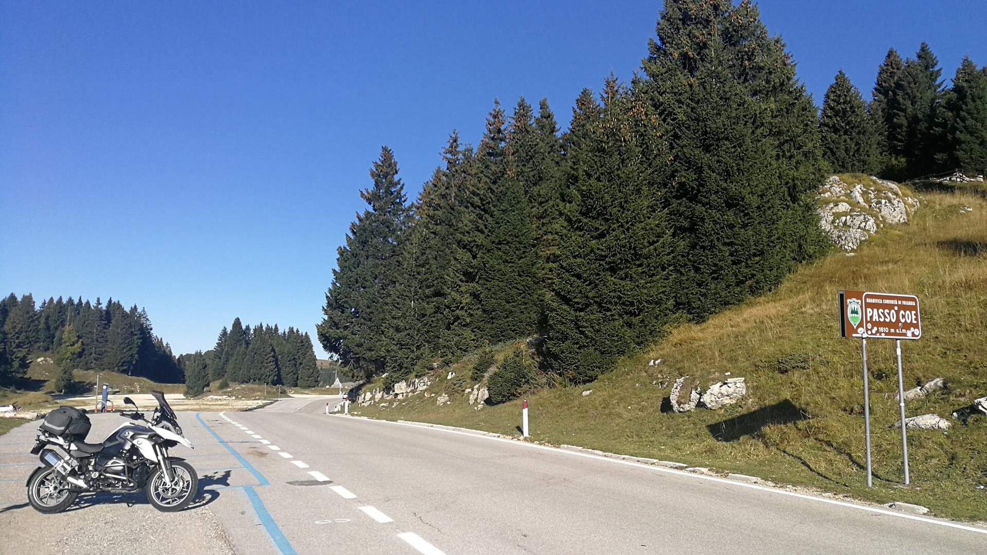 1610 - I - Passo Coe