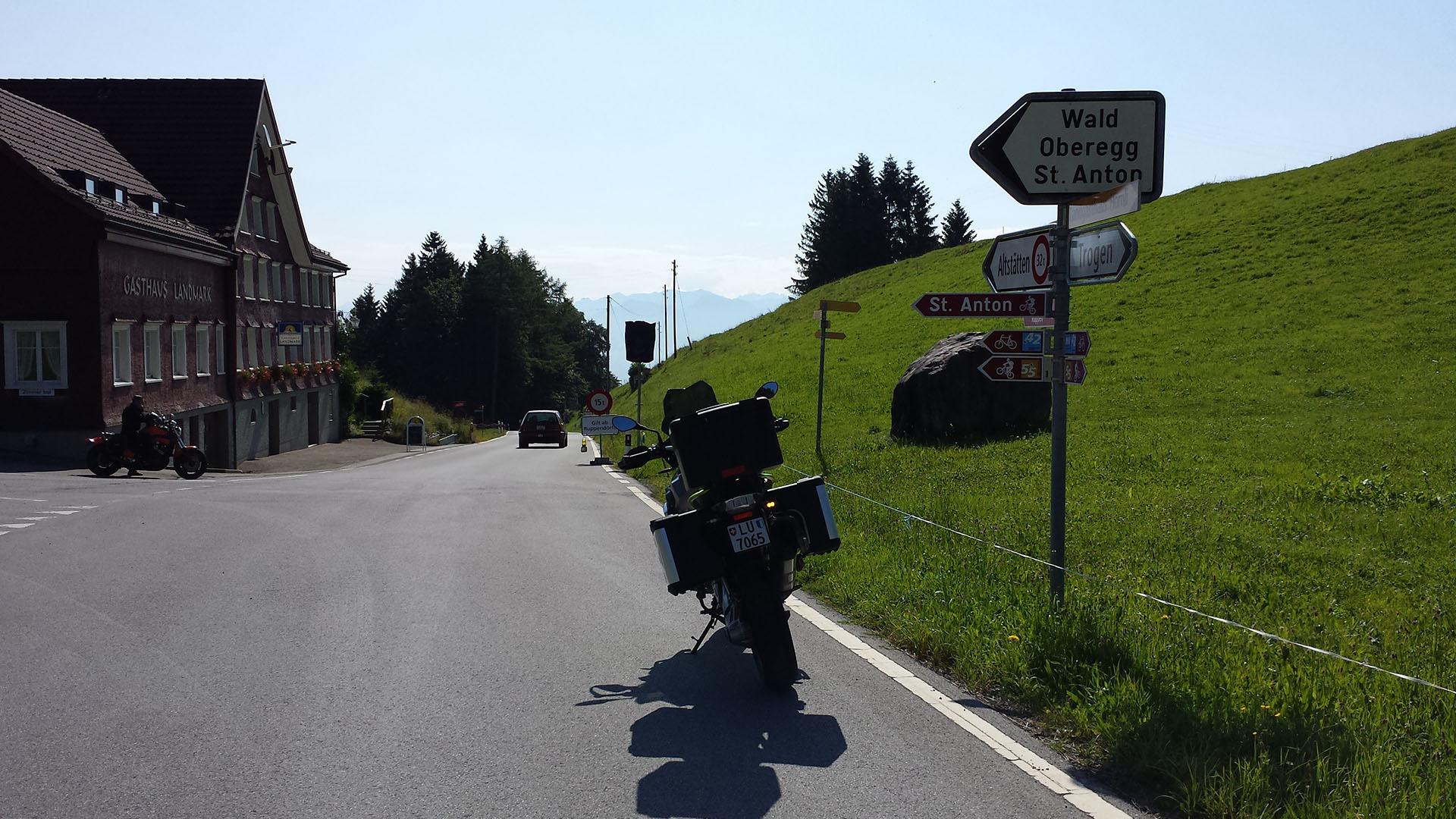 1003 - CH - Ruppen-Pass