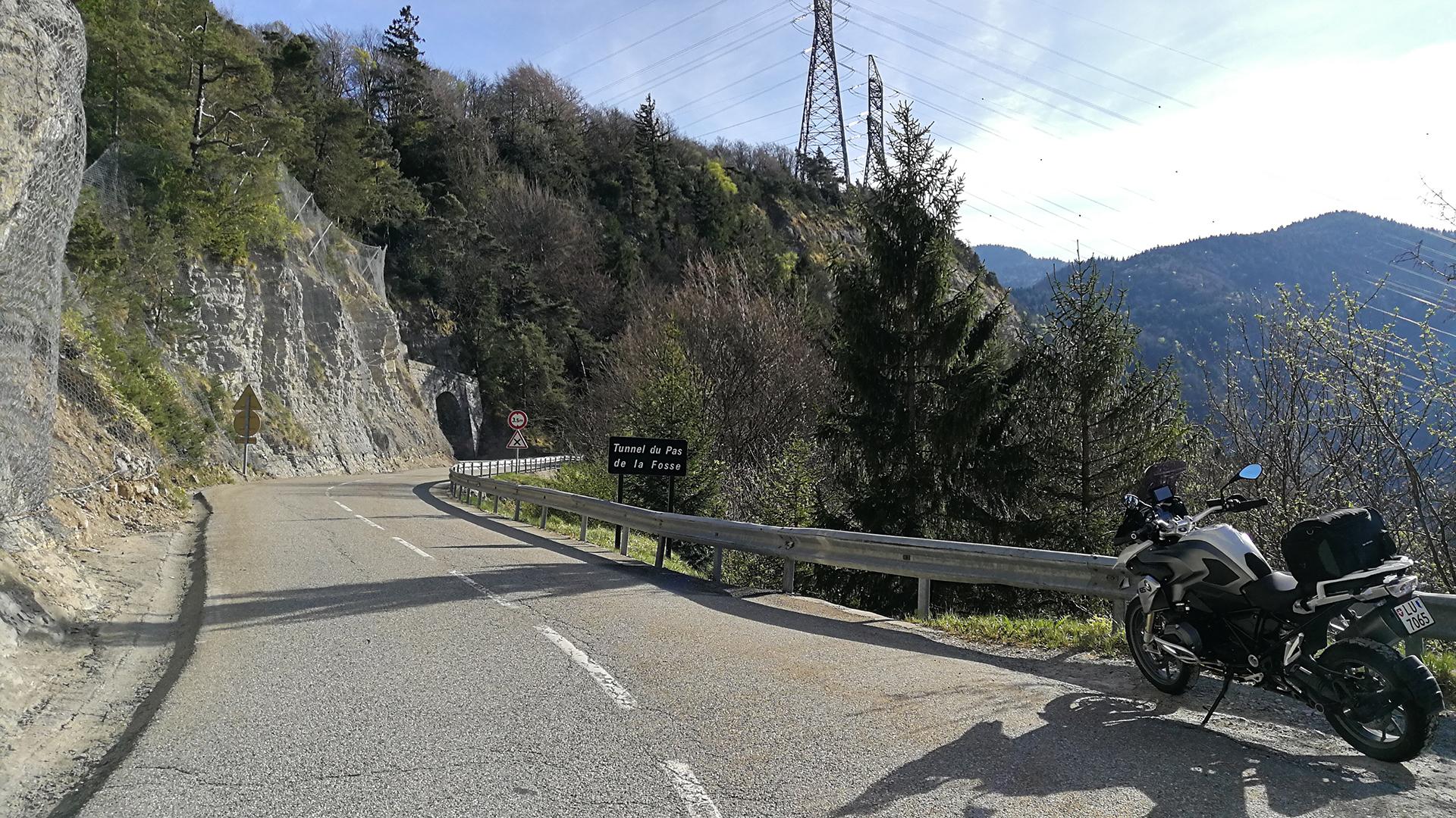 0850 - F - Tunnel du Pas de la Fosse