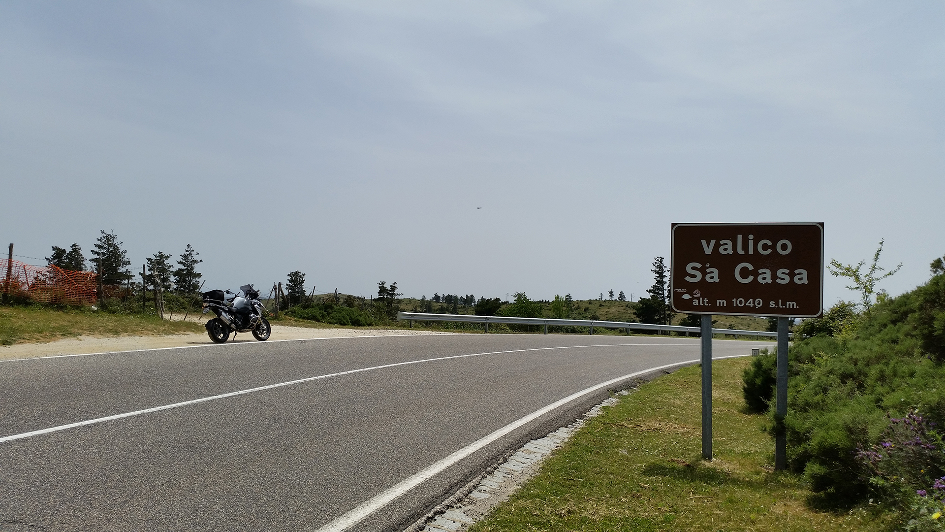 1040 - I (Sardegna) - Valico sa Casa