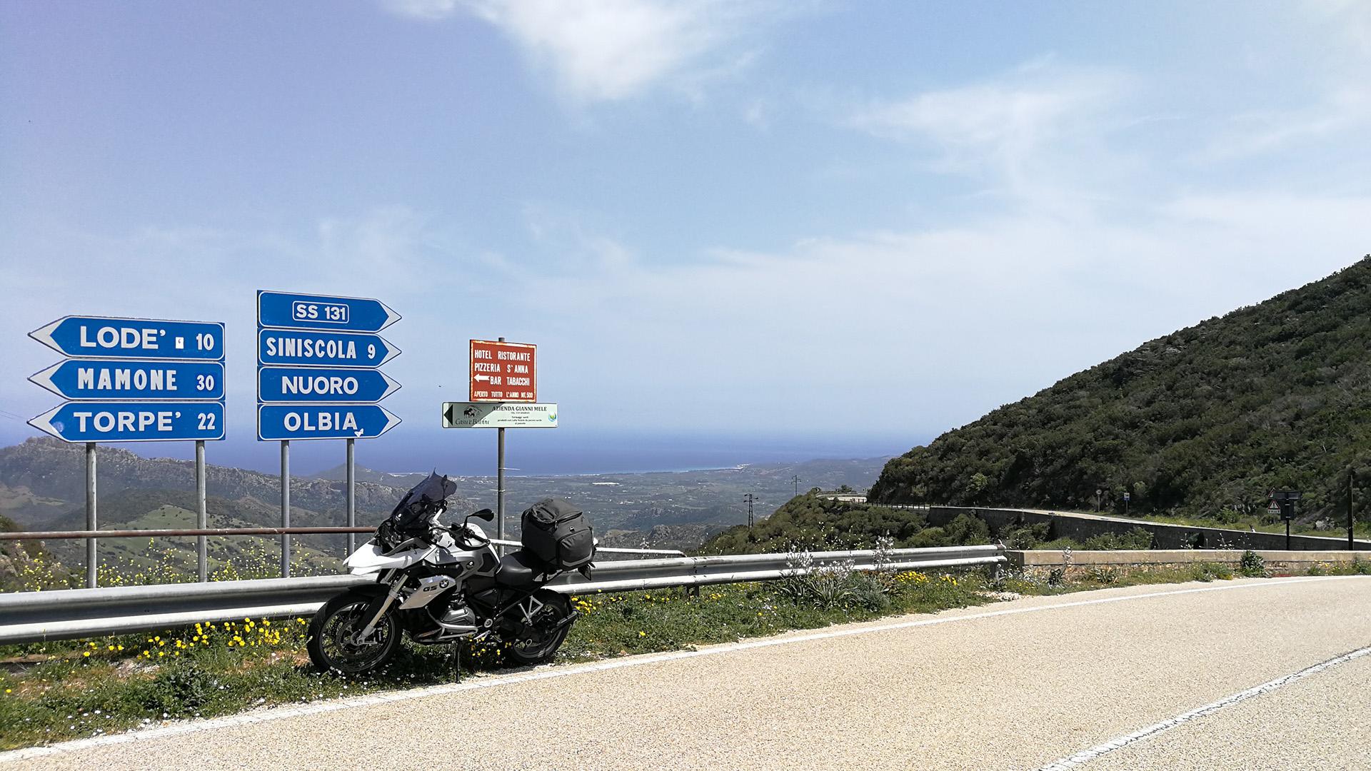 0623 - I (Sardegna) - Passo Sant'Anna