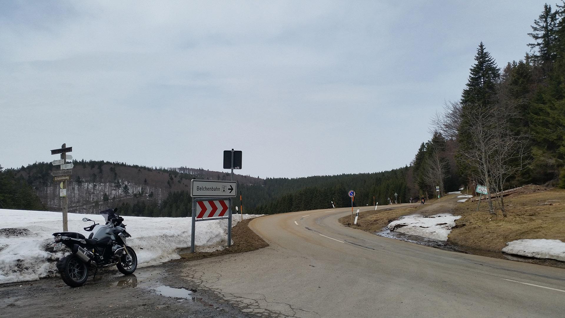 1180 - D - Hohtannhütte Belchen