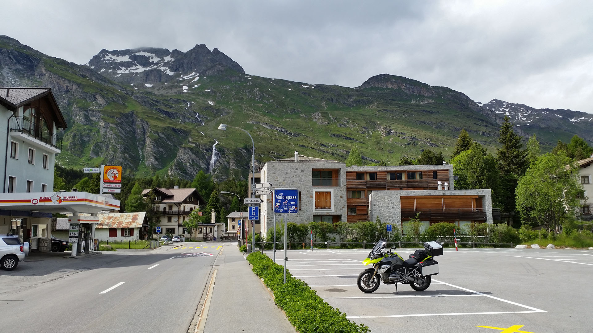 1815 - CH - Maloja-Pass