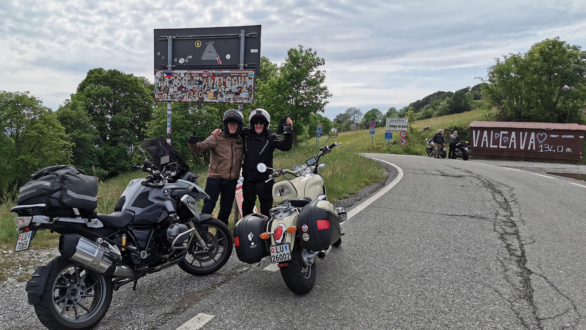 1340 - I - Passo di Valcava
