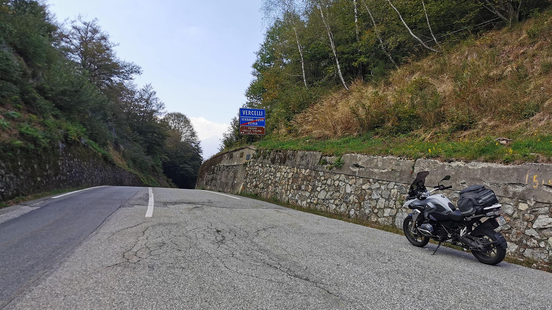 0942 - I - Passo della Colma