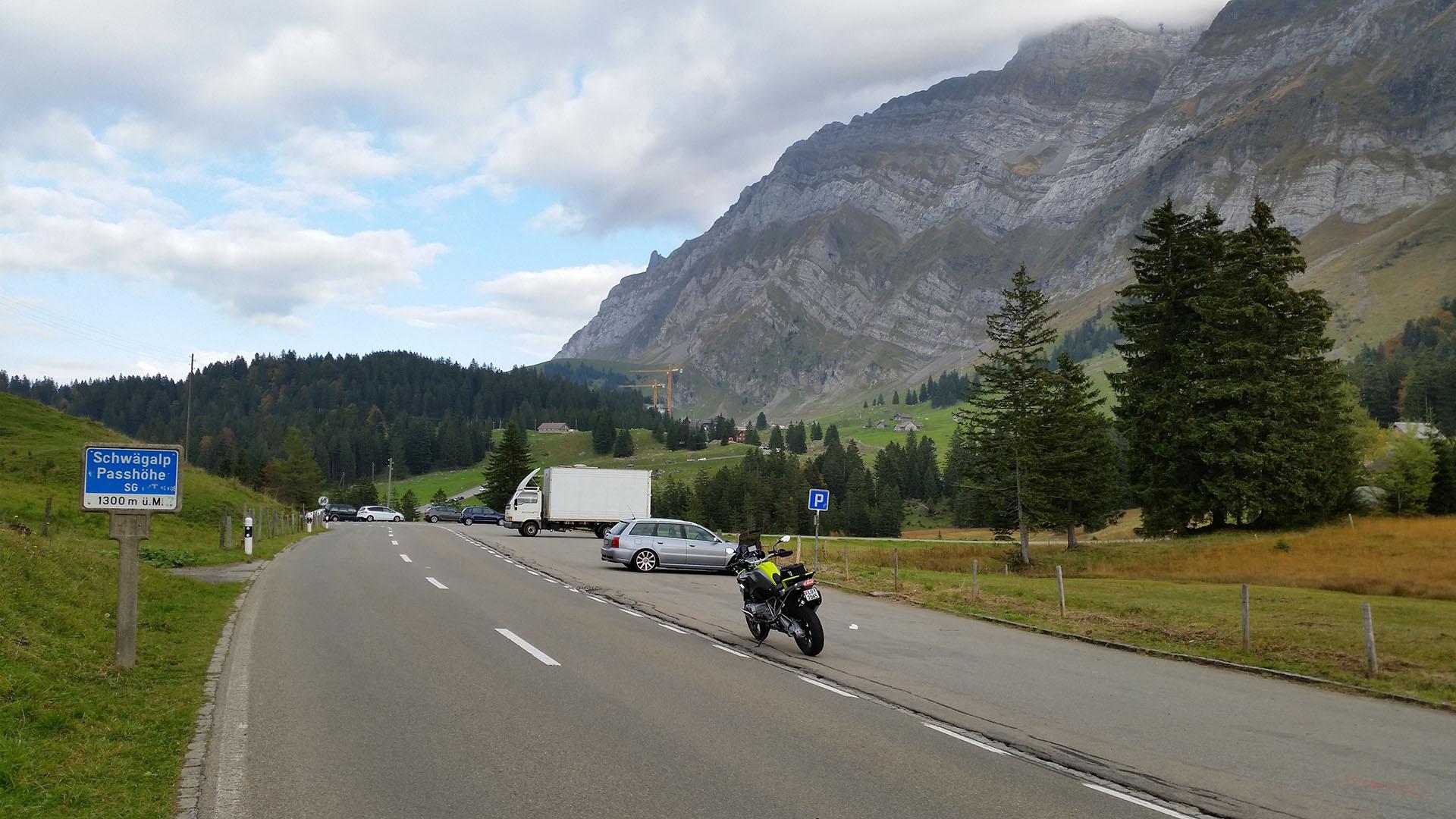 1300 - CH - Schwägalp-Pass