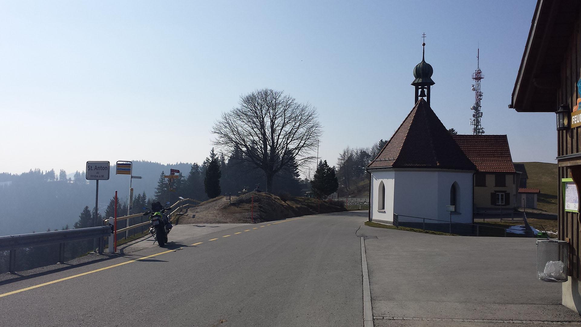 1110 - CH - Sankt Anton