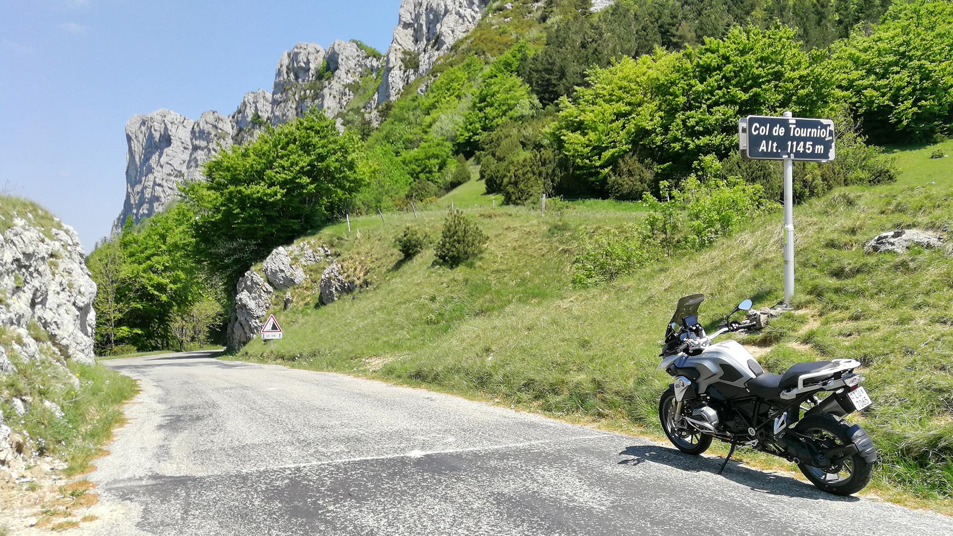 1145 - F - Col de Tourniol