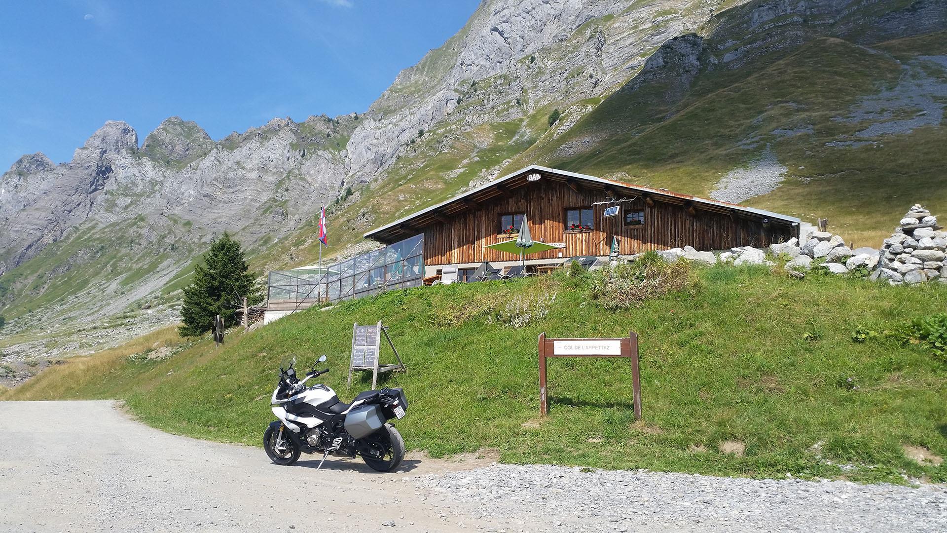 1581 - F - Col de l'Arpettaz