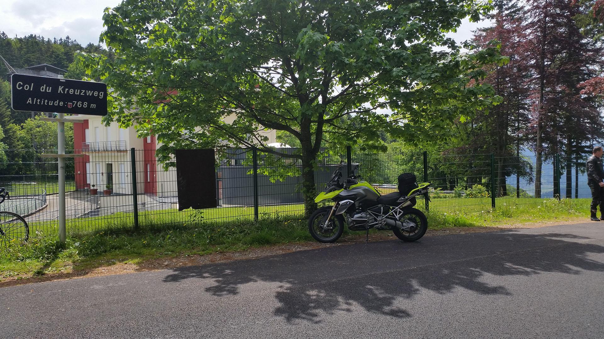 0768 - F - Col du Kreuzweg