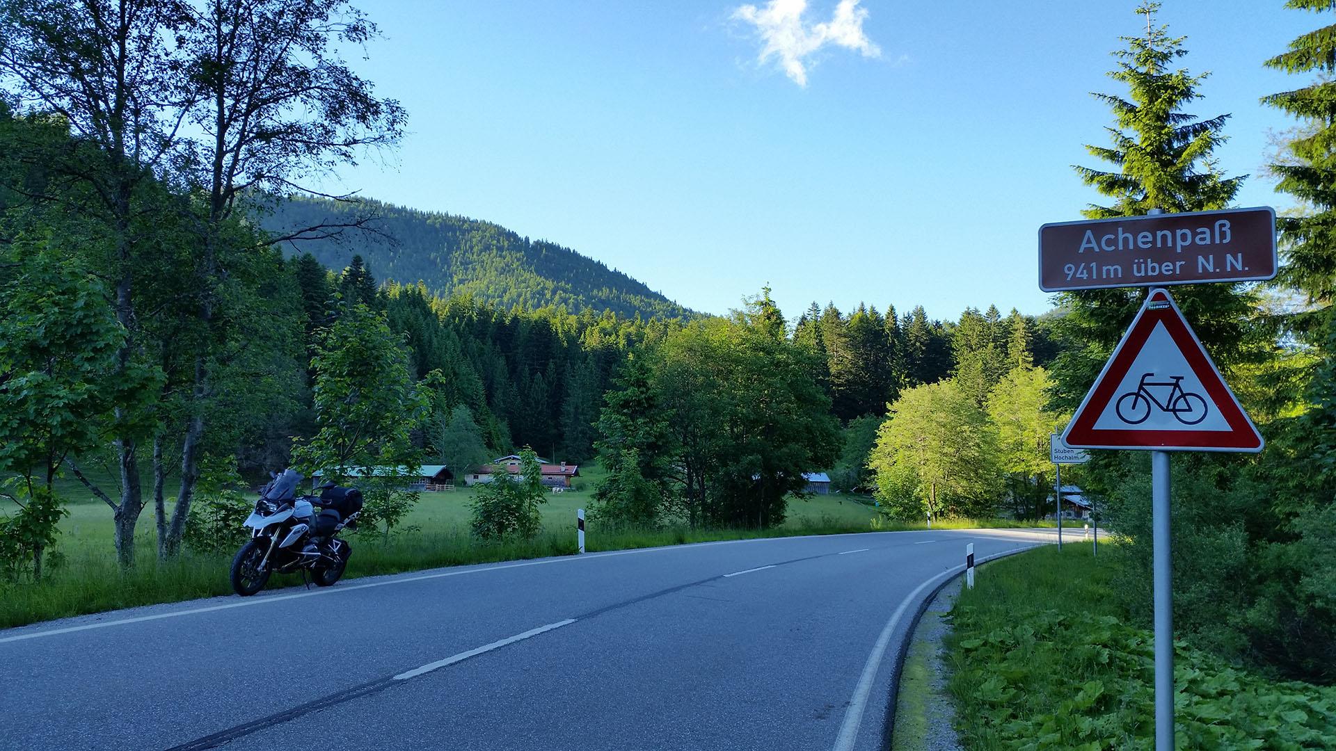 0941 - A-D - Achen-Pass