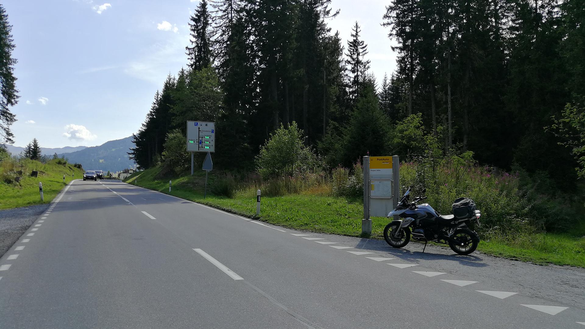 1547 - CH - Lenzerheide (Parpan Höhe)