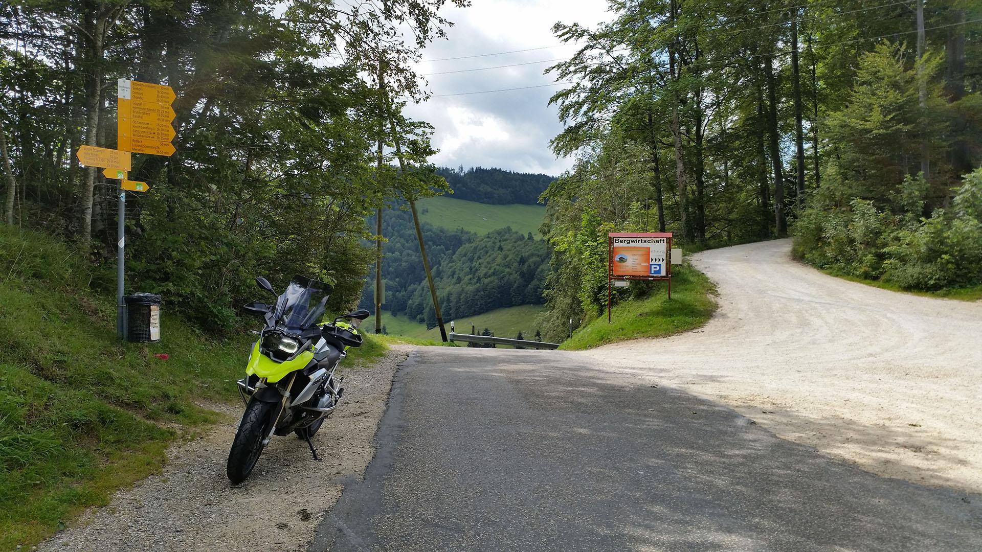 1051 - CH - Schelten-Pass