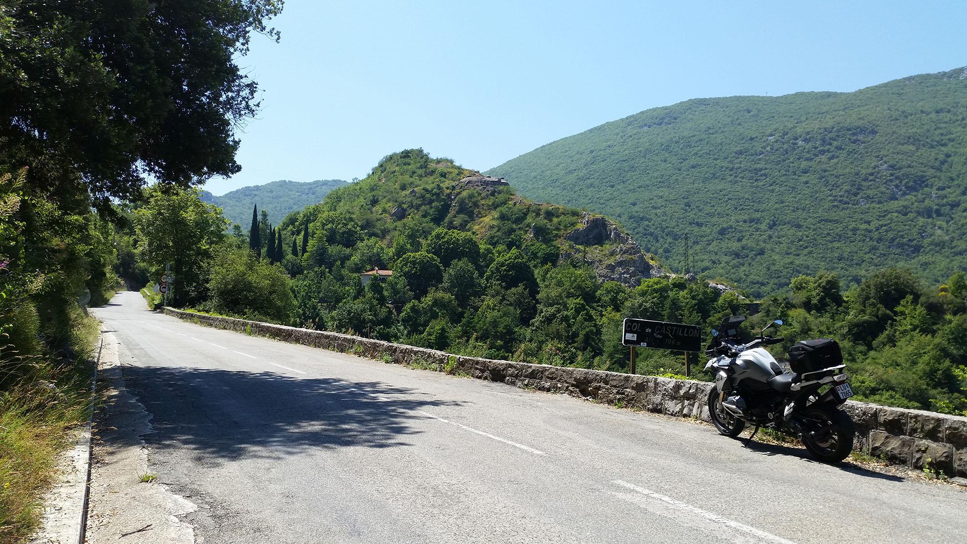 0706 - F - Col de Castillon