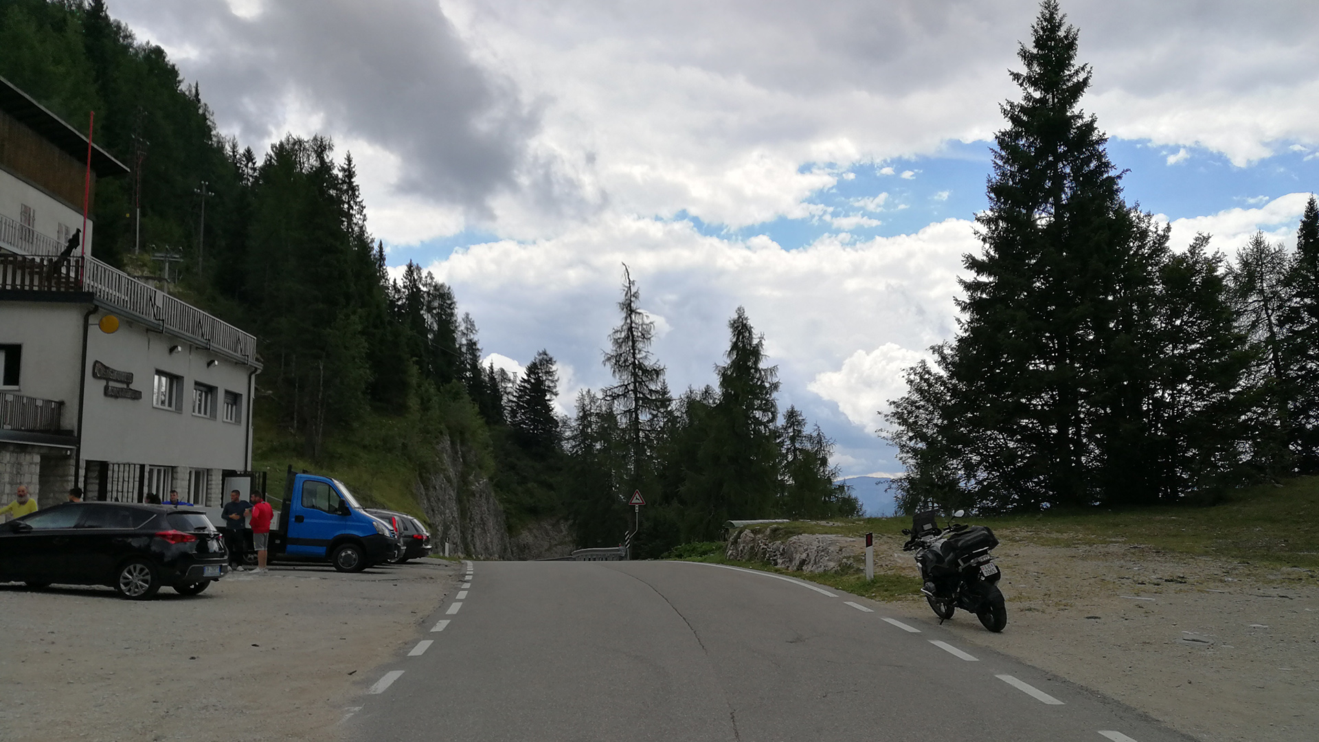 1628 - I - Passo di Monte Agaro