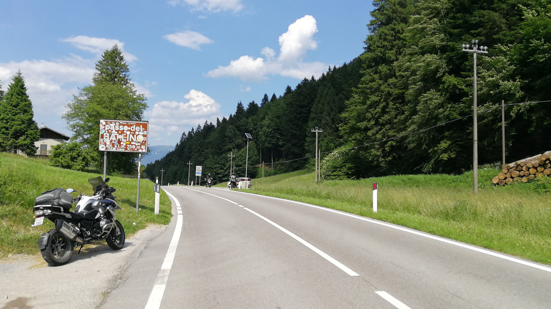 0750 - I - Passo del Ballino