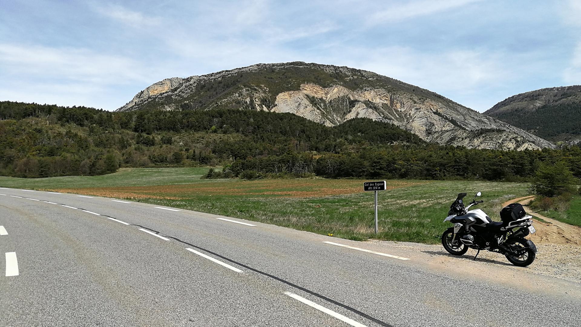 0914 - F - Col des Eygau