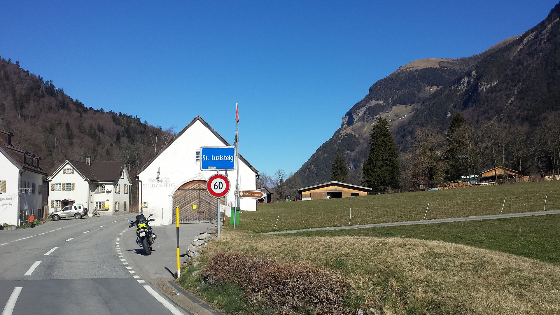 0713 - CH - Sankt Luzisteig