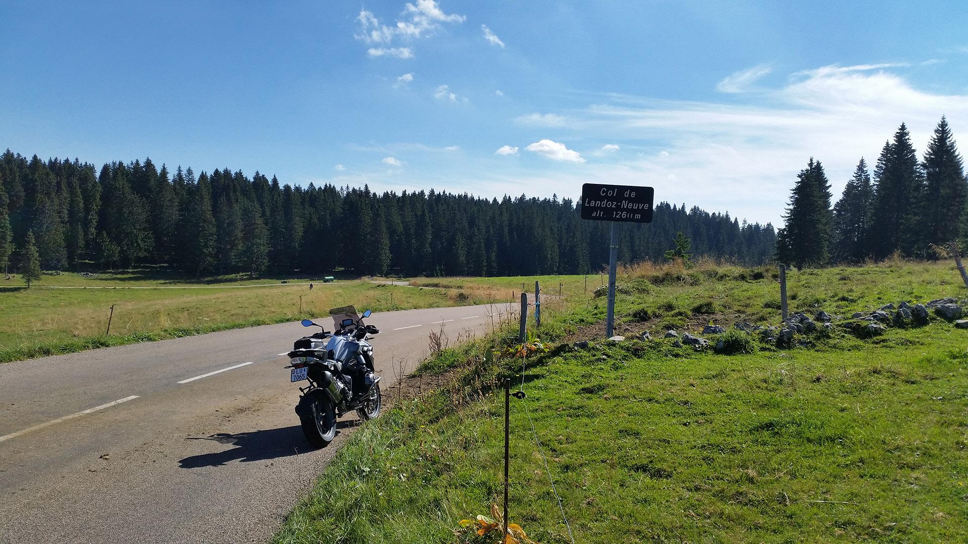 1260 - F-CH - Col de Landoz-Neuve