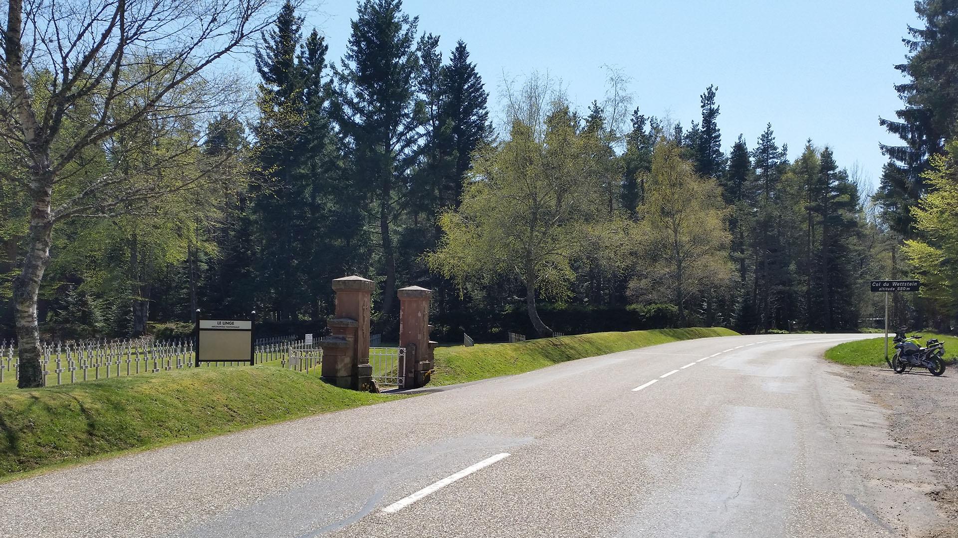 0880 - F - Col du Wettstein