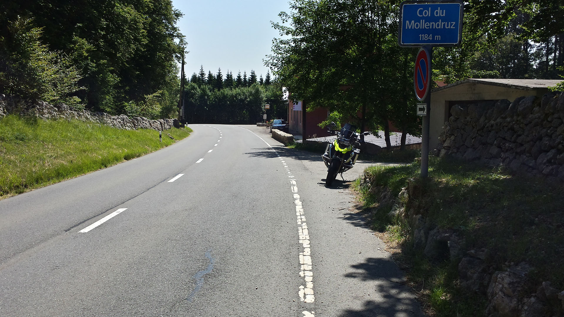 1184 - CH - Col du Mollendruz