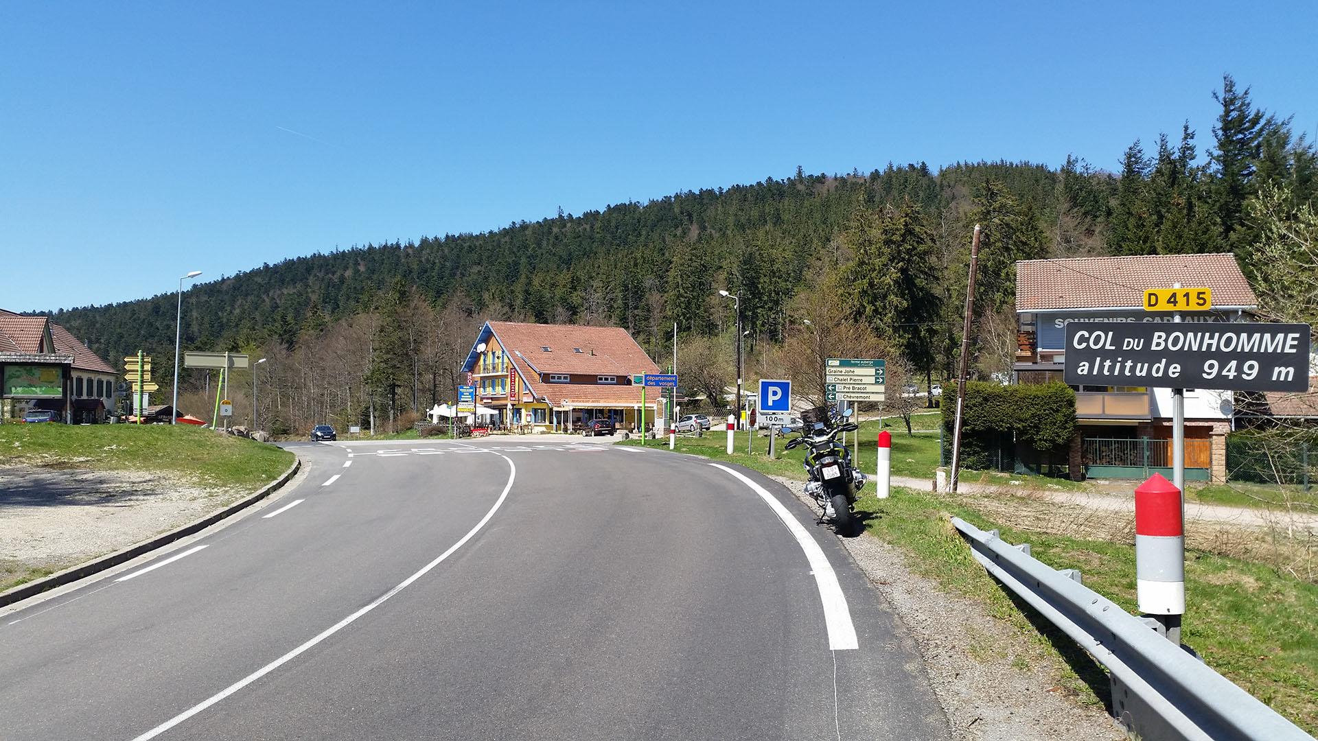 0949 - F - Col du Bonhomme