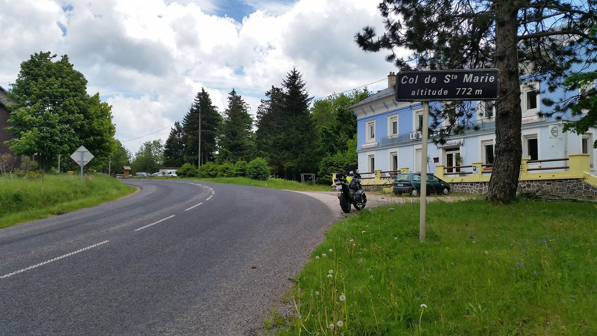 0772 - F - Col de Sainte-Marie