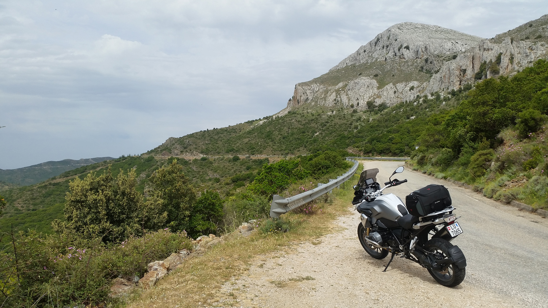 0821 - I (Sardegna) - Passo Monte Albo