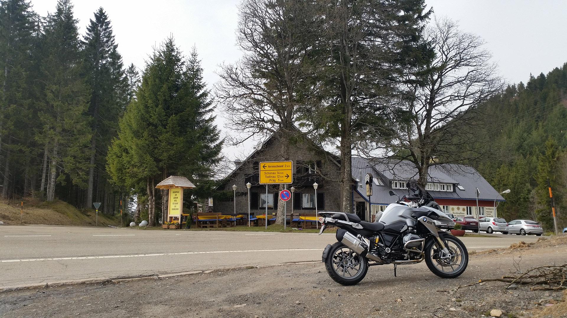 1079 - D - Weissenbachsattel (Hochkopfhaus)