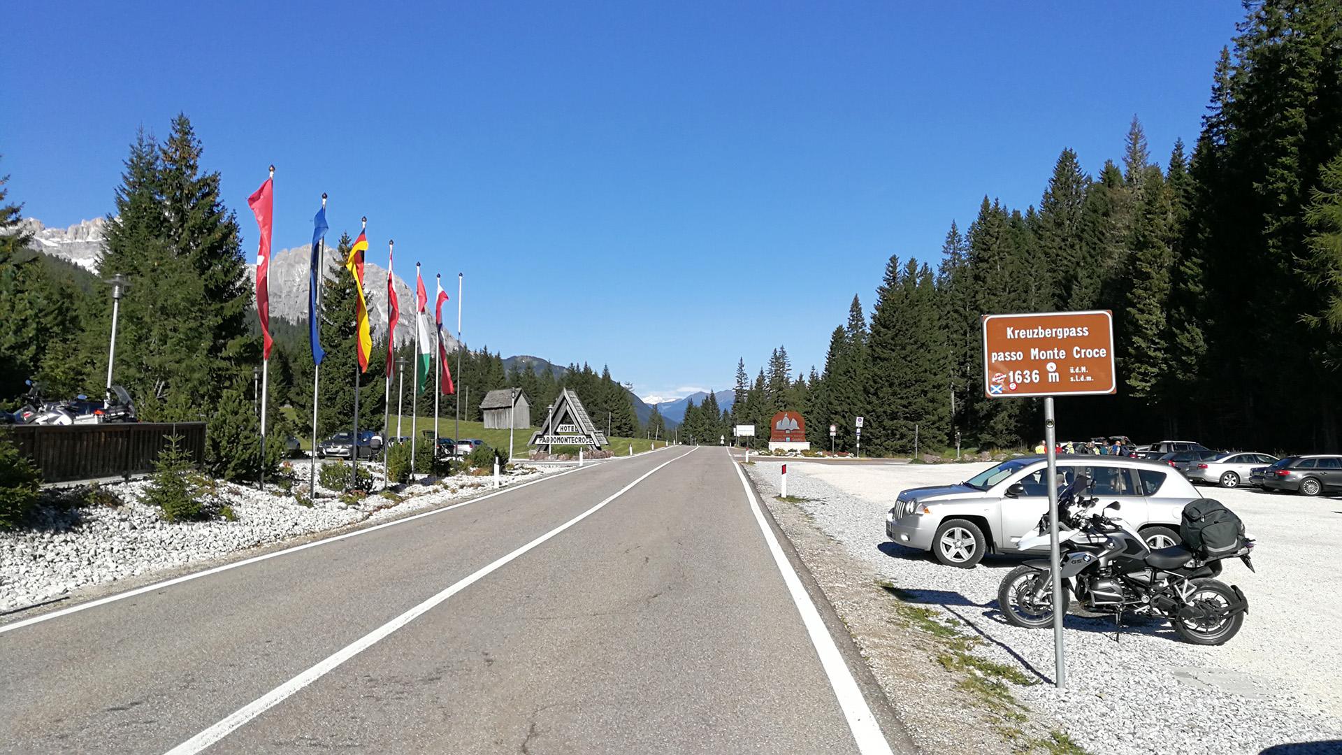 1636 - I - Passo Monte Croce di Comelico (Kreuzbergpass)