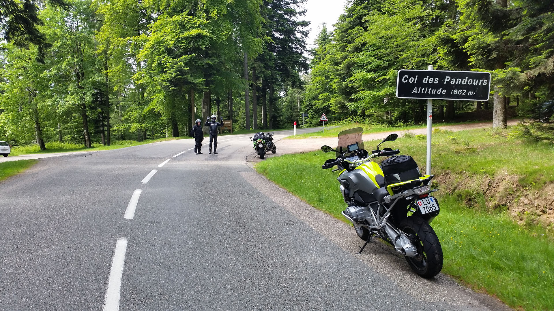 0662 - F - Col des Pandours