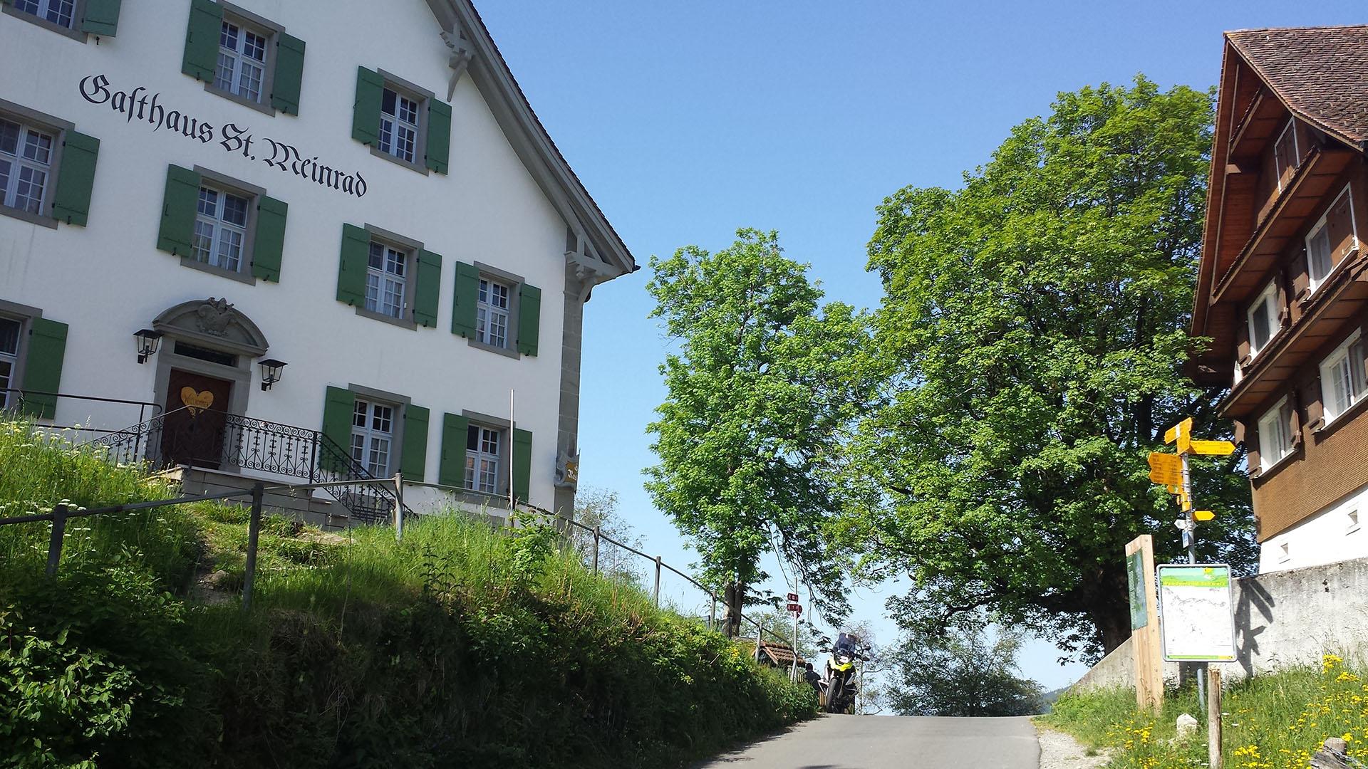 0950 - CH - Etzel-Pass (Sankt Meinrad)