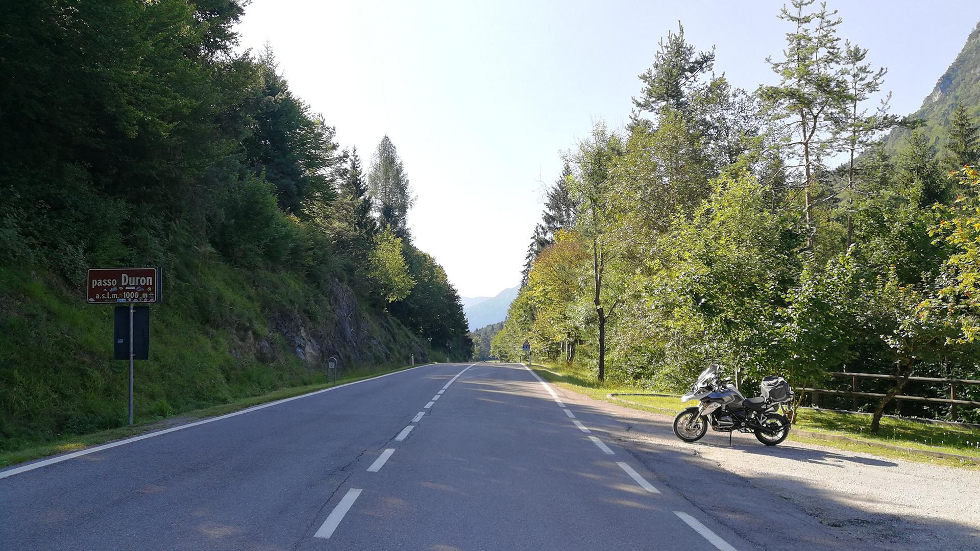 1000 - I - Passo Duron