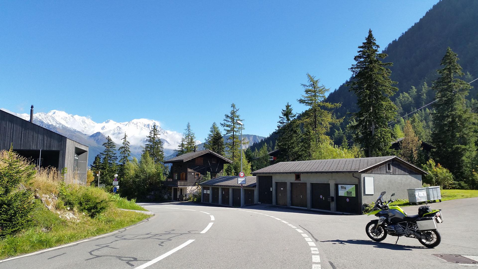 1490 - CH - Col de Champex