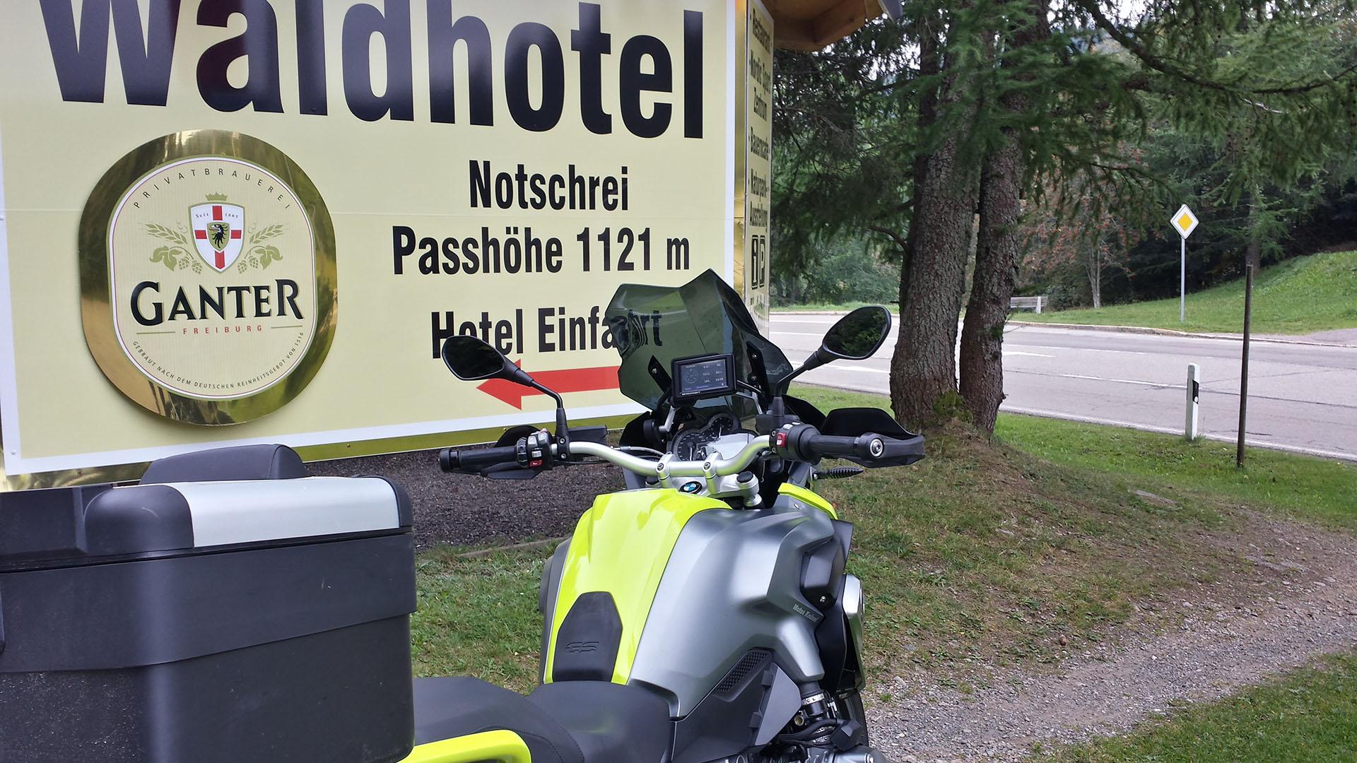 1121 - D - Notschrei