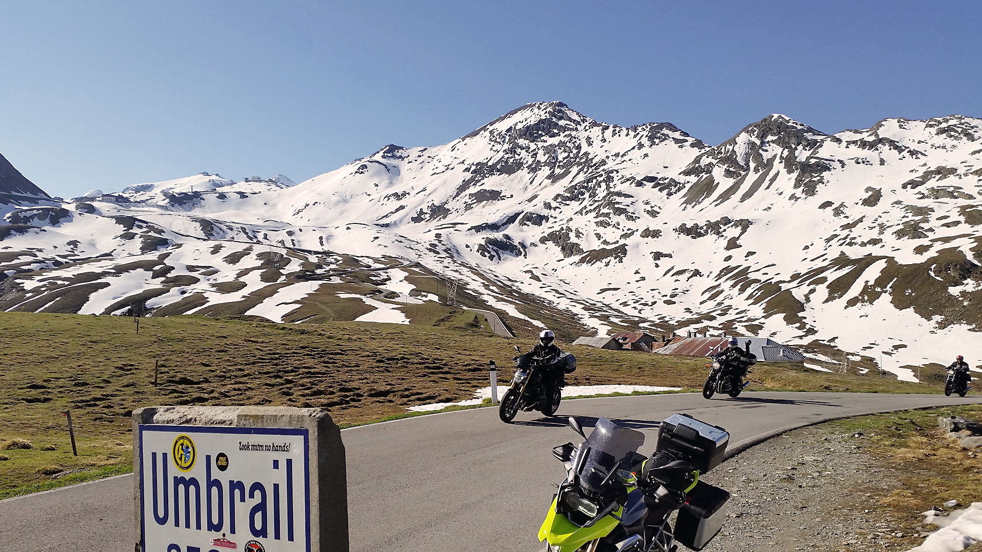 2503 - CH-I - Umbrail-Pass (Passo dell'Umbrail)